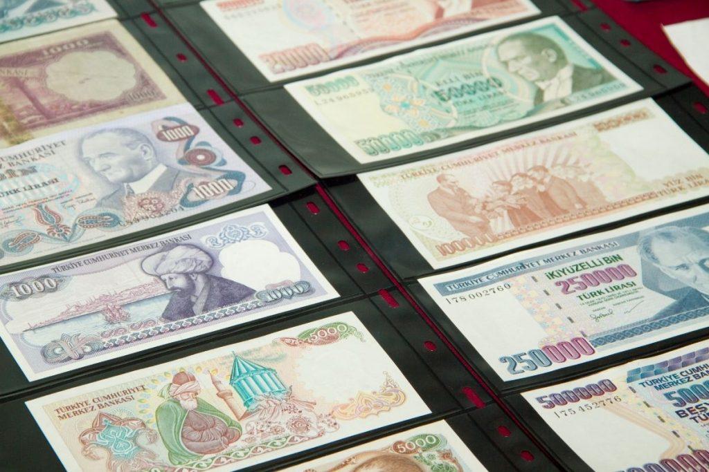 eski paraların değeri